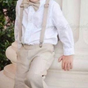 Ring bearer clothes